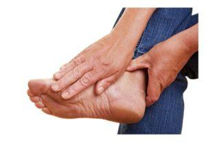 skręcenie stawu skokowego fizjoterapia